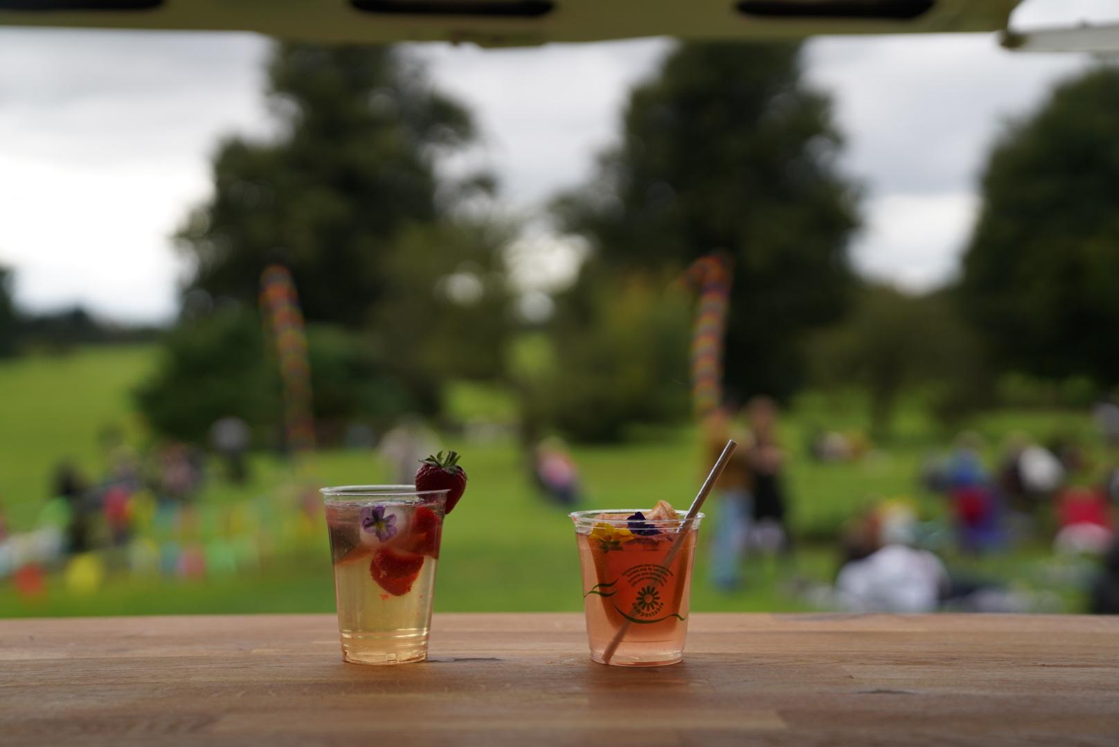 The Wine Tap Van Wine Cocktails