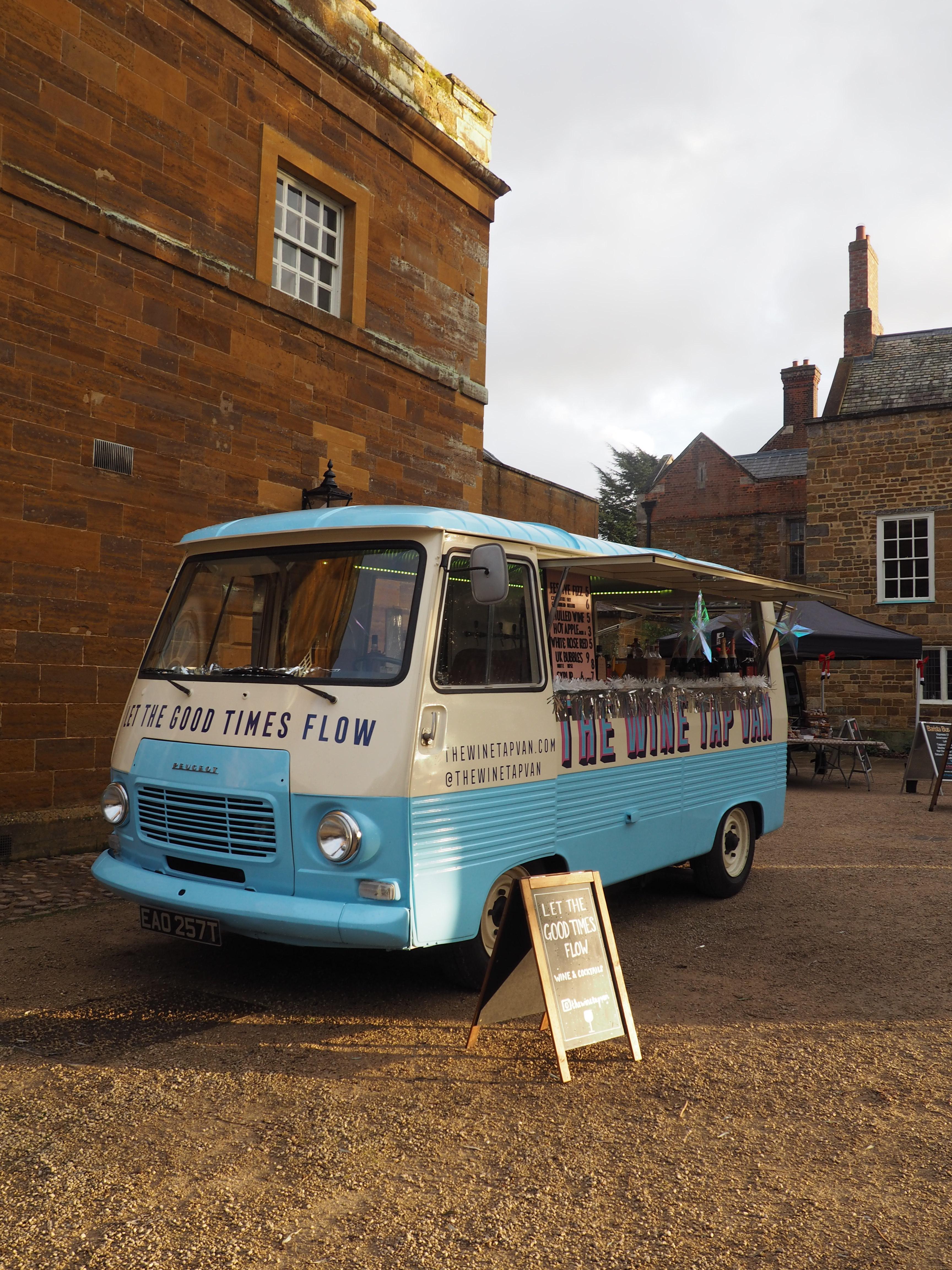 The Wine Tap Van